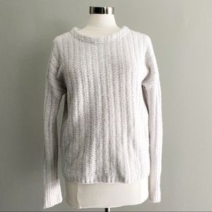 White GAP Sweater | Size M